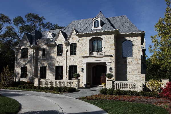 Image of custom home