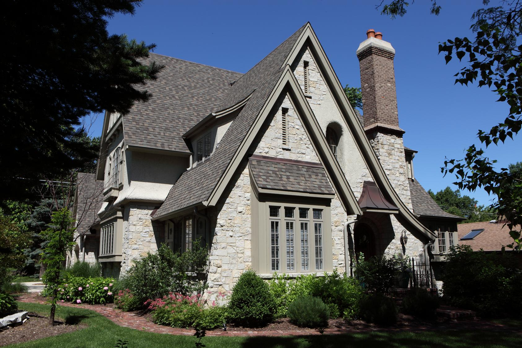 Battaglia Homes Builds Homes In Hinsdale Inspired By Old