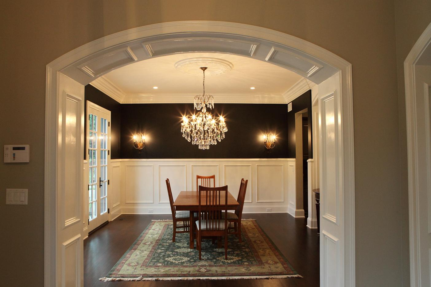 Battaglia Homes The Very Best In Interior Trim Part I