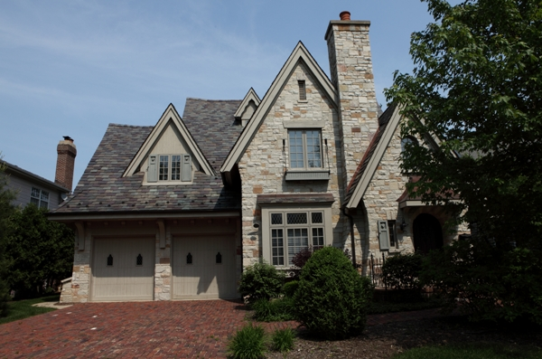 Battaglia Homes Hinsdale Reclaimed Brick
