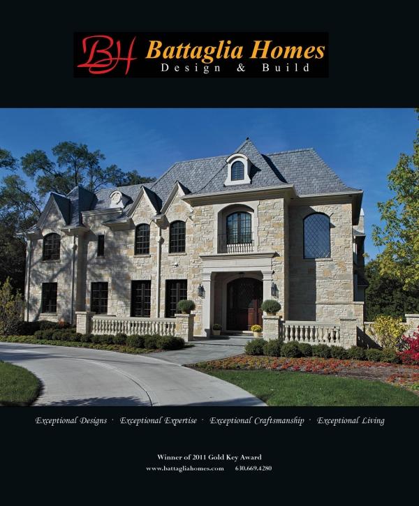 Battaglia Homes - Luxe Magazine Spring 2012