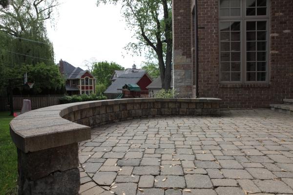 Brick Pavers - Battaglia Homes - Hindale, IL