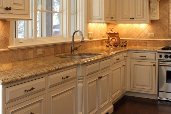 Granite Countertops by Battaglia Homes