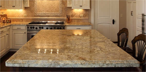 Granite Countertops by Battaglia Homes 01