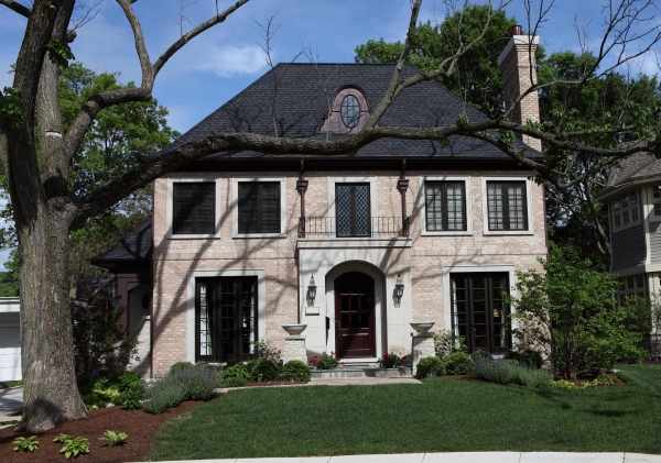2012 Gold Key Award - Battaglia Homes - Hinsdale, IL - 01