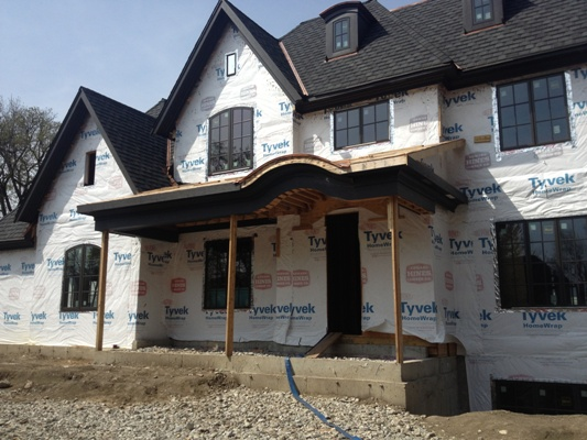 Battaglia Homes New Construction 107 E Walnut St. Hinsdale
