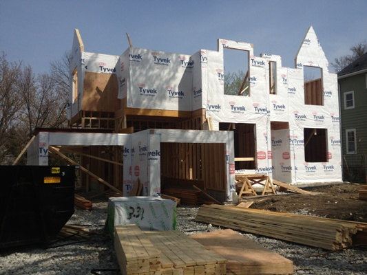 Battaglia Homes New Construction 131 N Grant St. Hinsdale
