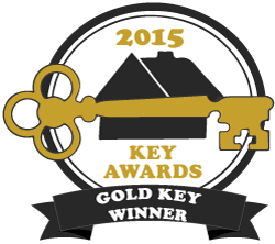 Battaglia Homes - 2015 Gold Key Award Wiiner