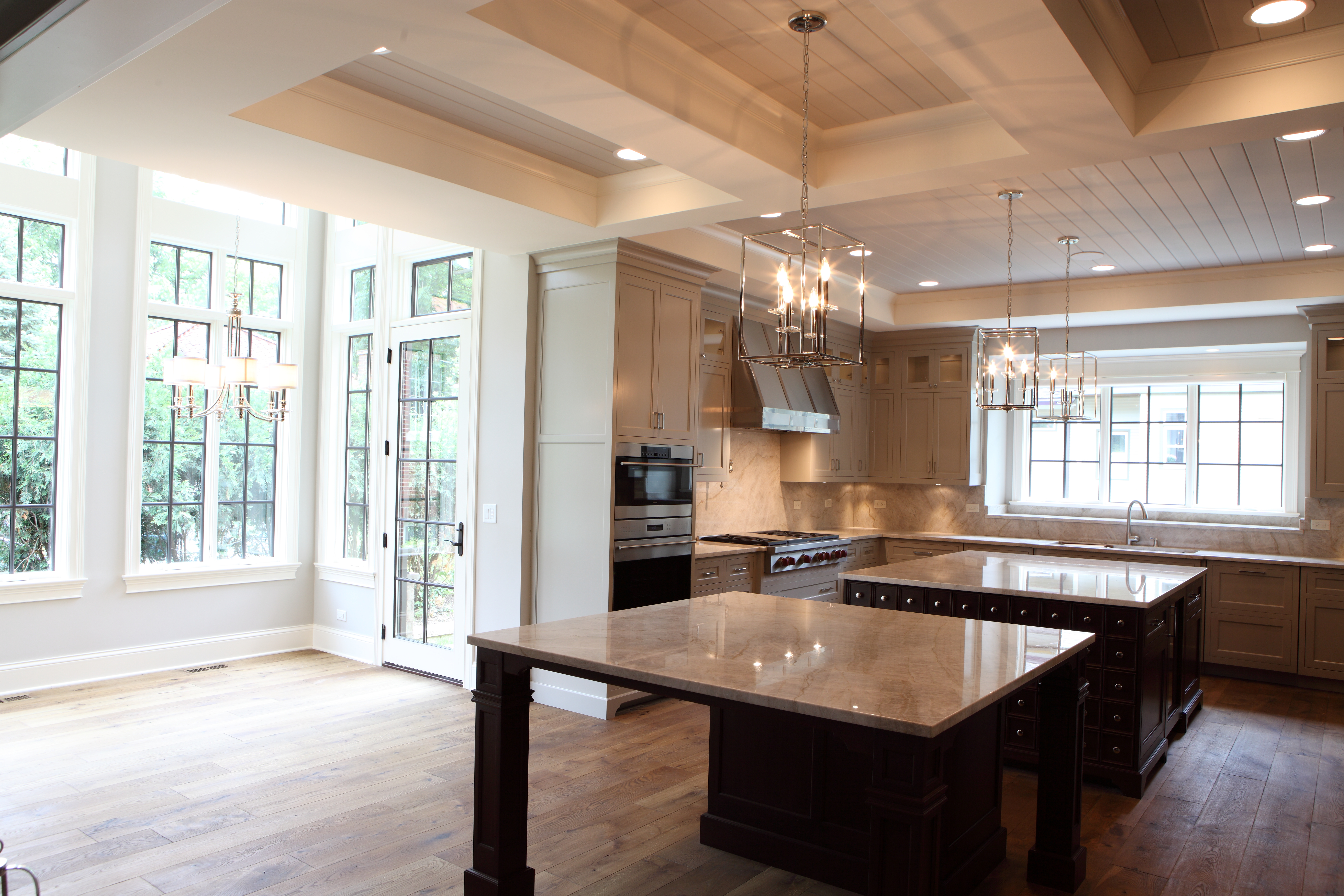 107 Walnut Interior Kitchen