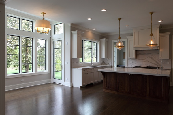 Battaglia Homes - Custom Built Home Oak Brook - Kitchen
