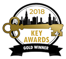 Battaglia Homes 2018 Gold Key Award