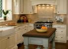 Kitchen Island - Cabinet Detail