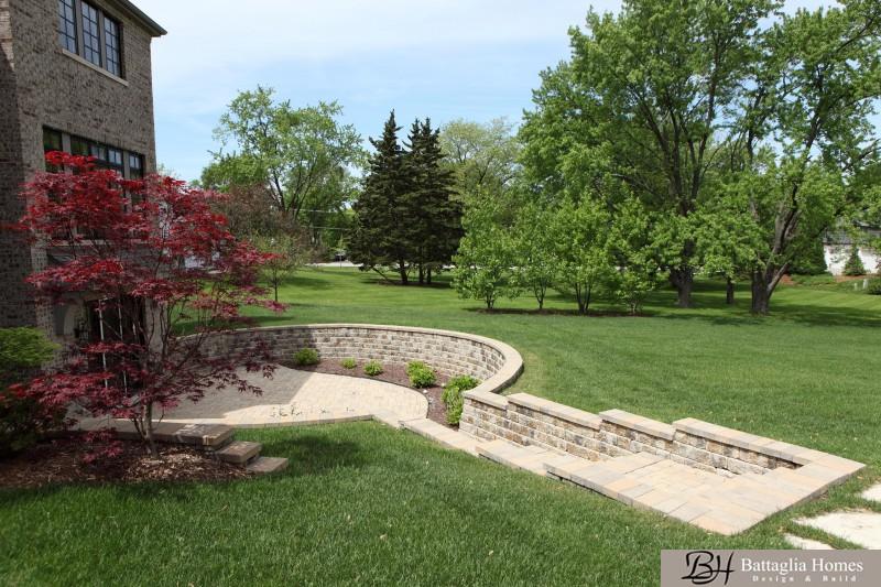 ... Cedar Ridge Patio Homes By Battaglia Homes Custom Built Home Burr Ridge  Il ...