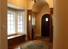 Entryway with Ceiling Dome
