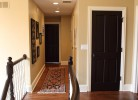 Second Floor Hall with Hardwood Floors