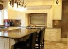 Kitchen Island - Caesar Stone Countertops